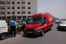إصابة سائق دراجة نارية بجروح خطيرة قرب محطة القطار بمراكش