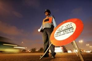 ولاية امن مراكش ترفع درجة اليقظة استعدادا لاستقبال سنة 2014