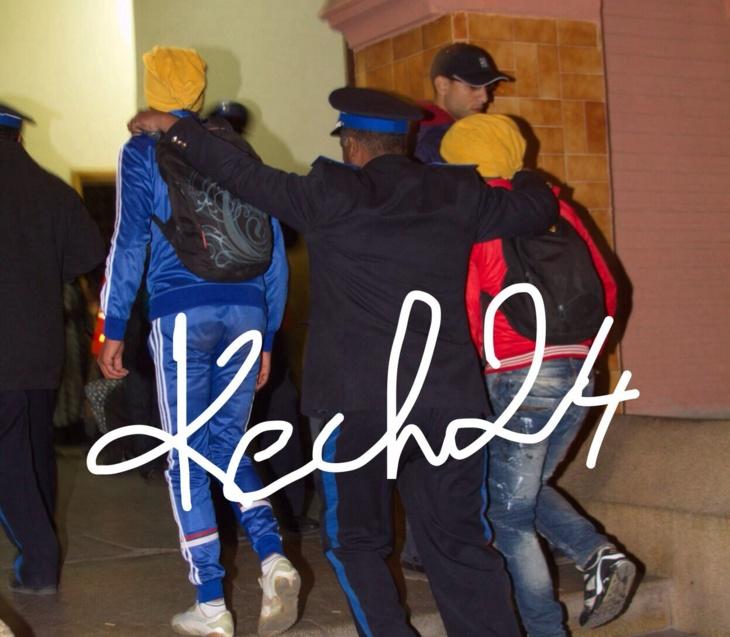 هكذا مرت ليلة رأس السنة بمراكش ... اعتقالات وحوادث سير مميتة + ألبوم الصور