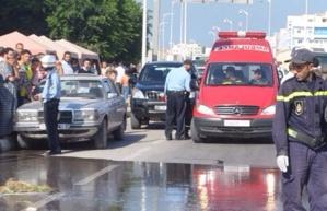 مصرع مسنة جراء حادثة سير في مراكش