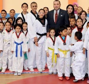 الزيارة الملكية : تعزيز البنيات التحتية لمدينة مراكش
