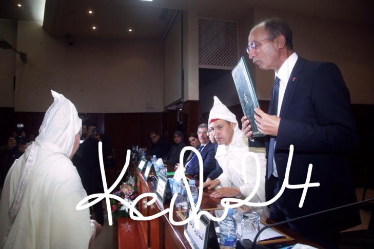 هكذا تم تنصيب عبد السلام بيكرات واليا جديدا لجهة مراكش تانسيفت الحوز