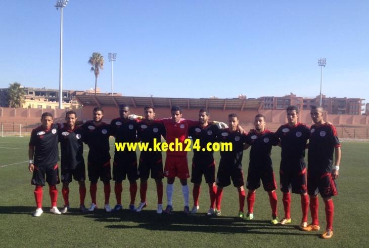 أولمبيك مراكش يحقق إنتصار وديا على المغرب الفاسي