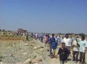الإستغلال العشوائي لمقالع الرمال يشعل فتيل التوتر بإقليم الحوز