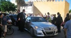 الملك محمد السادس يتسلم ملف