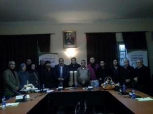 تأسيس المكتب الإقليمي للمركز المغربي لحقوق الإنسان بمراكش
