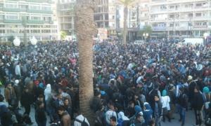 عدم تواصل نائب التعليم دفع تلاميذ مراكش لتنظيم وقفات احتجاجية أمام مؤسساتهم التعليمية