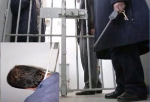 حصري : إنتحار المتهم بقتل زوجته بسجن بولمهارز بمراكش بالتزامن مع زيارة وفد رسمي