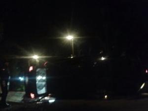 انقلاب سيارة رباعية الدفع يسفر عن اعتقال اربع مومسات بمراكش + صورة حصرية