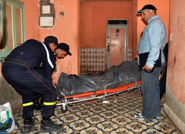 العثور على جثة شخص نواحي قلعة السراغنة