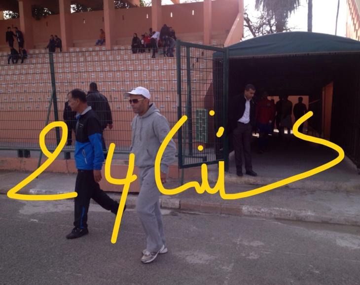 حصري: حكم يدخل التاريخ من بابه الواسع: 16 إنذارا حصيلة مبارة أولمبيك مراكش ومولدية اسا +صور حصرية