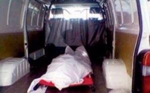 عاجل : وفاة شخص بالدائرة الأمنية الاولى بمراكش