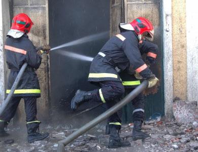 شابة بأسفي تضرم النار في منزل والدتها بسبب ضغوط لطلاق زوجها المسجون