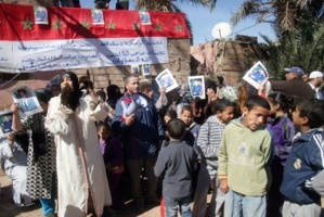 والي مراكش يدعو لاجتماع طاريء لاحتواء فورة احتجاجات ساكنة التجمعات العشوائية