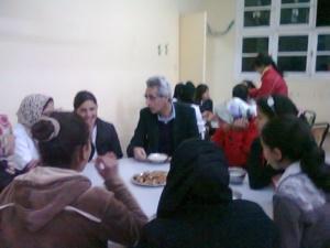 نائب التعليم يدشن سلسلة زيارات تفقدية لمختلف الأقسام الداخلية بمراكش
