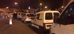 منع وقمع ضد وقفة لحركة عشرين فبراير بمراكش