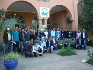 بيان استنكاري للجمعية الوطنية لخريجي المعاهد الفلاحية المتخصصين بمراكش