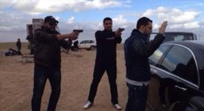 إعتقال مغني راب بمراكش للاشتباه في حيازته رفقة فريق عمله لاسلحة نارية وذلك خلال تصويرهم لفيديو كليب بالمدينة الحمراء