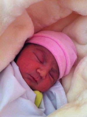 تهنئة : لافراد عائلة وكيب بمراكش بمناسبة المولودة الجديدة