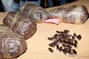 حجز أزيد من 5 كلغ من الشيرا والكوكايين بمراكش