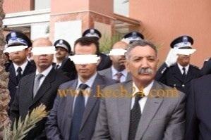 فضيحة : مصلحة الشرطة القضائية بمراكش على صفيح ساخن وها علاش