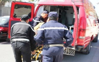 مصرع شخصين وإصابة اخر في إصطدام قوي لشاحنتين نواحي بنكرير