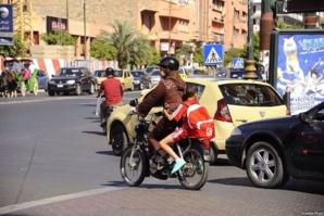 تواثر حوادث السير القاتلة بسبب سباقات السرعة الجنونية بشوارع مراكش