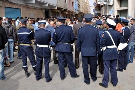 والي الجهة ووالي أمن أسفي ينجحان في تحرير أقدم شارع محتل