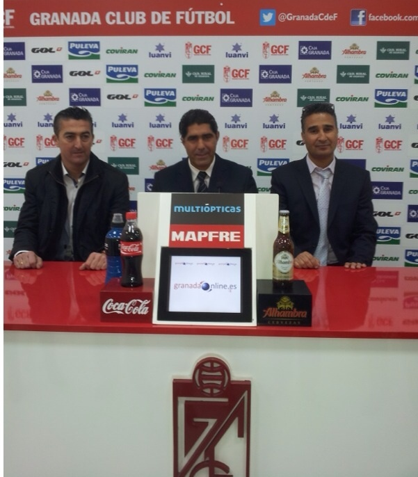 الاتفاق على توقيع شراكة بين نادي فريق الكوكب المراكشي لكرة القدم وفريق غرناطة الإسباني