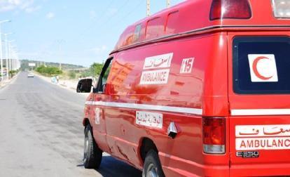 حصري :مشجع مسفيوي يصارع الموت بعد عودته من مقابلة الوداد ويتعرض لحادثة سير خطيرة