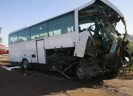 مصرع شخص وإصابة 17 آخرين معظمهم أجانب في حادثة سير مروعة بالقرب من مدينة ورزازات