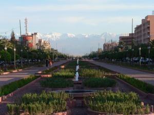 مراكش سادس افضل وجهة سياحية في العالم