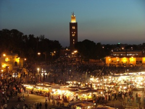 إقبال متزايد للأسر المغربية على المركبات السياحية والمنتجعات الطبية لقضاء العطلة الربيعية بمراكش