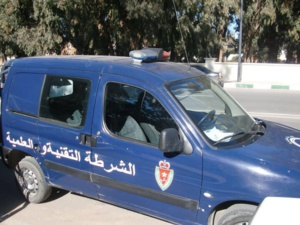 حملة تمشيط أمنية بمراكش تقود لاعتقال شخص ارتكب لتوه جريمة قتل