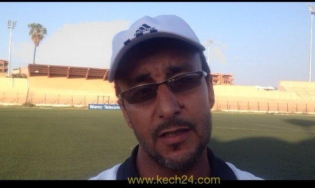 حسينة مدرب فريق مولدية مراكش يتحدث عن خسارة فريقه مع الإتفاق المراكشي