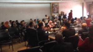أمن مراكش يدعو تلامذة المؤسسات التعليمية إلى الإعتدال والوسطية ونبذ كل أشكال التطرف