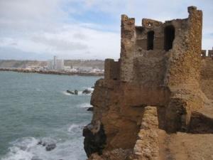 فعاليات تطالب بإنقاذ قصر البحر بآسفي…المعلمة التاريخية التي تتجه نحو الإندثار
