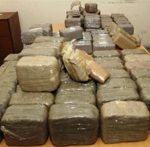 محاربة تجارة المخدرات متواصلة بمراكش اعتقال مجموعة من التجار و