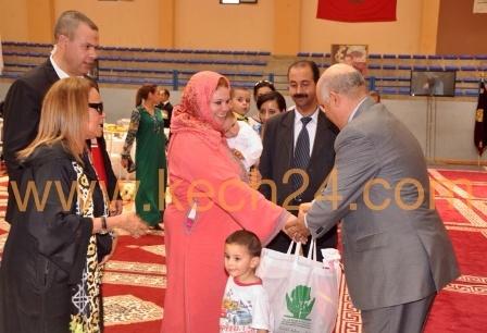 إستفادة أزيد من 80 شخصا ينتمون لأسر معوزة بمدينة مراكش من عملية ختان جماعي