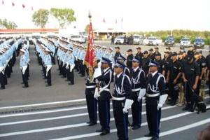 ولاية الامن بمراكش تحتفل بالذكرى 58 لتأسيس الامن الوطني