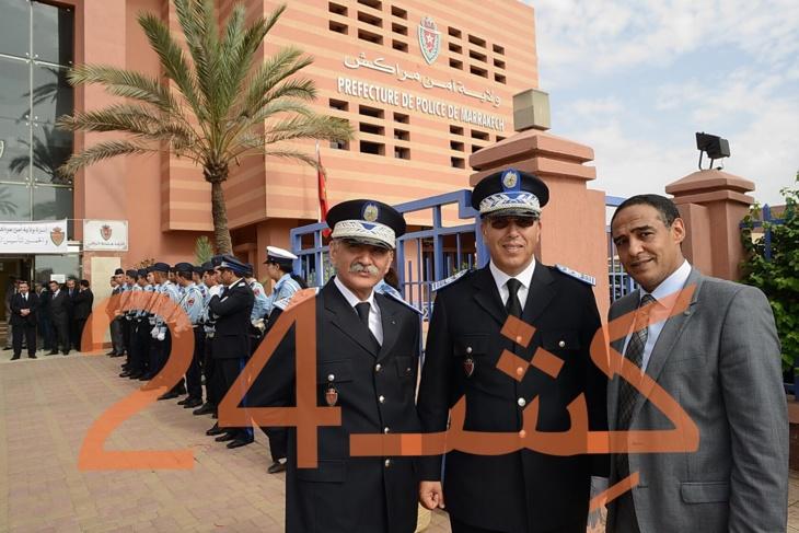 محمد الدخيسي يقدم حصيلة العمل الأمني ويكشف مشاريع مستقبلية بجهة مراكش تانسيفت الحوز + ألبوم الصور