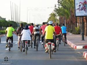 مبادرة دراجتي ليوم بدون سيارة