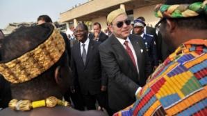 العلاقات المغربية الإفريقية في عالم اليوم الرهان والتحديات : يوم دراسي بجامعة القاضي عياض