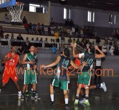 الكوكب المراكشي لكرة السلة يسير بخطى تابثة إلى القسم الوطني الأول