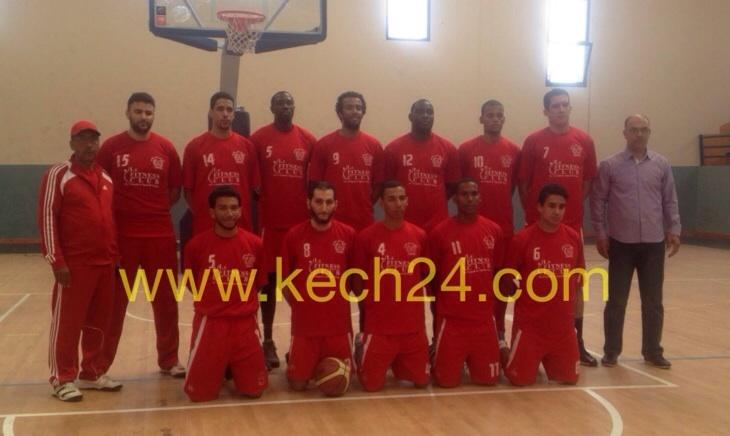 الكوكب المراكشي لكرة السلة يتلقى الهزيمة الأولى ضمن مباريات السد أمام الرجاء البيضاوي