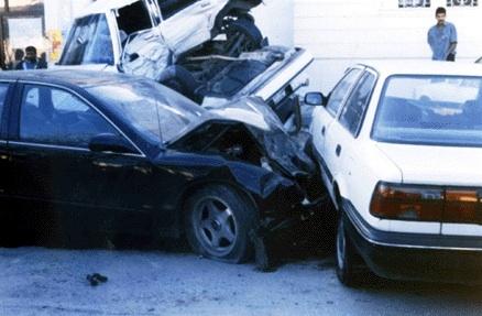 عاجل: إصطدام 3 سيارات في حادثة سير بتاركة