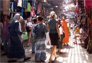 القطاع السياحي بمراكش يسجل نموا ب 12 في المائةخلال 4 أشهر لسنة2014