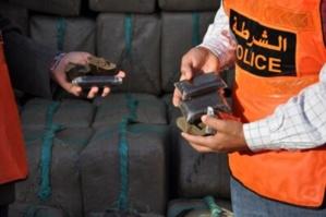 اعتقال أجنبيان من أجل المخدرات بمراكش