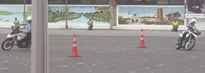أول دراجيات يتكلفن بالسهر على تنظيم السير والجولان في مراكش.. في انتظار إناث الصقور