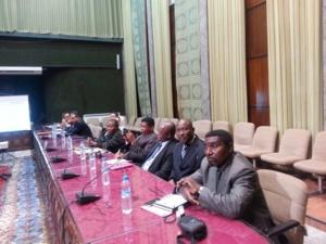 عمداء مدن كاميرونية في زيارة عمل لمراكش